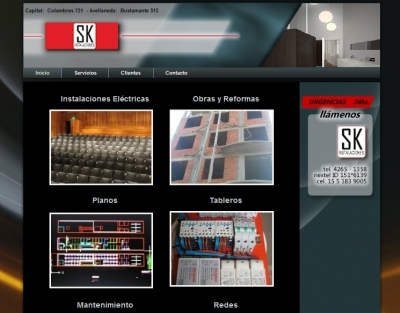 Diseño web : Elementos visuales